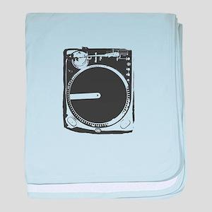 DJ Turntable Graffiti Stencil Style T Shirt Graphi