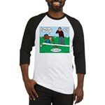 Beaver Bad Day Baseball Jersey