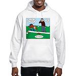 Beaver Bad Day Hooded Sweatshirt