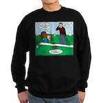 Beaver Bad Day Sweatshirt (dark)