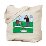 Beaver Bad Day Tote Bag