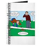 Beaver Bad Day Journal