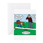 Beaver Bad Day Greeting Cards (Pk of 20)