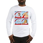 Pet Car Rides Long Sleeve T-Shirt