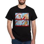 Pet Car Rides Dark T-Shirt