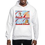 Pet Car Rides Hooded Sweatshirt