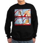 Pet Car Rides Sweatshirt (dark)