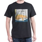 Polar Bears and Reindeer Dark T-Shirt