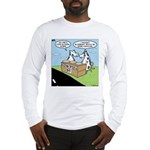 Cow Pies Long Sleeve T-Shirt
