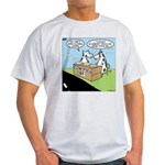 Cow Pies Light T-Shirt