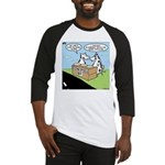 Cow Pies Baseball Jersey
