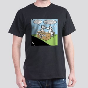 Cow Pies Dark T-Shirt