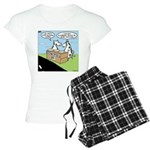 Cow Pies Women's Light Pajamas