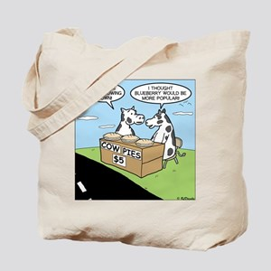 Cow Pies Tote Bag