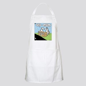 Cow Pies Apron