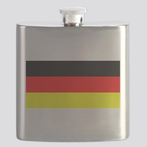 Flag Germany Flask