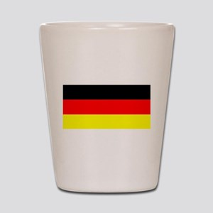 Flag Germany Shot Glass