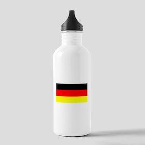 Flag Germany Water Bottle