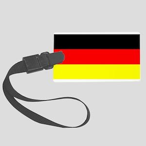Flag Germany Luggage Tag