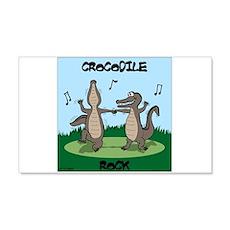 Crocodile Rock Wall Sticker