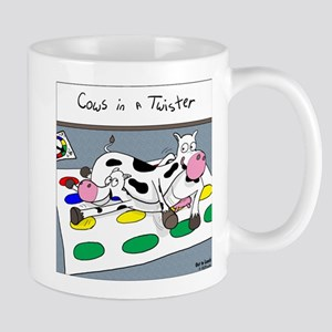 Cows in a Twister Mug