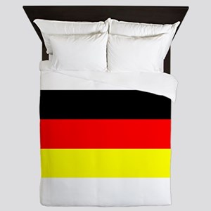 Flag Germany Queen Duvet