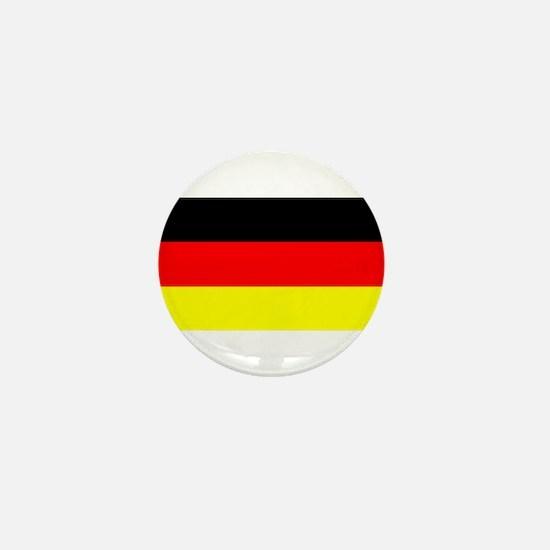 Flag Germany Mini Button