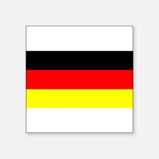 Flag Germany Sticker