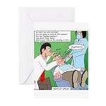 Dentist Speak Greeting Cards (Pk of 10)