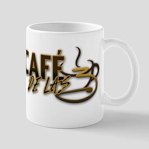 El Cafe de las 3 Mugs