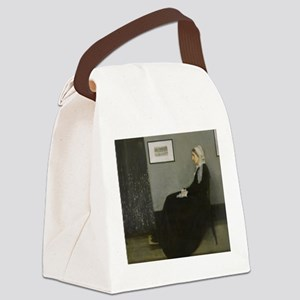 Whistlers Mother Canvas Lunch Bag