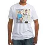 Prostate Second Opinion Fitted T-Shirt