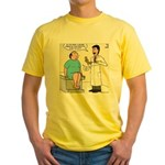 Prostate Second Opinion Yellow T-Shirt