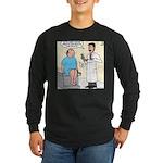 Prostate Second Opinion Long Sleeve Dark T-Shirt