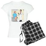 Prostate Second Opinion Women's Light Pajamas