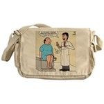 Prostate Second Opinion Messenger Bag