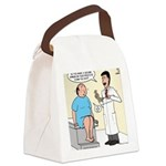 Prostate Second Opinion Canvas Lunch Bag