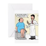 Prostate Second Opinion Greeting Card