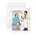 Prostate Second Opinion Greeting Cards (Pk of 20)