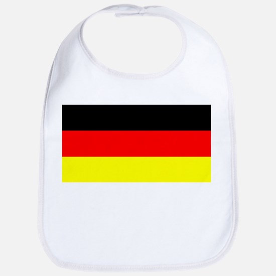 Flag Germany Bib
