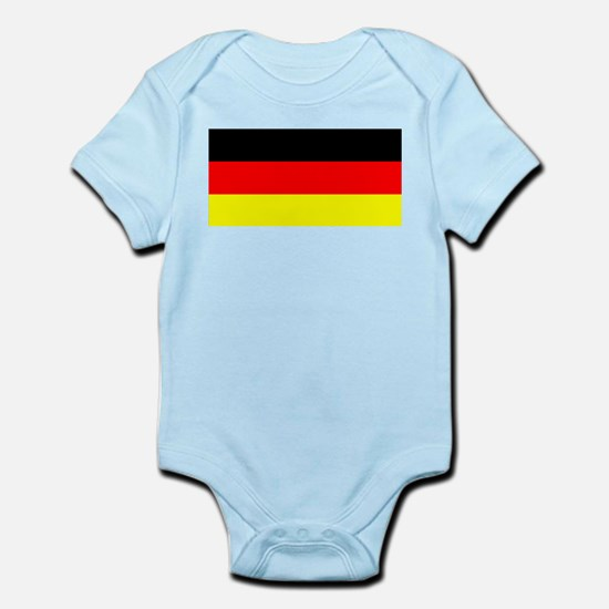 Flag Germany Body Suit