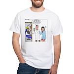 Dentist X-Ray White T-Shirt