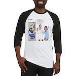 Dentist X-Ray Baseball Jersey