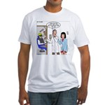 Dentist X-Ray Fitted T-Shirt
