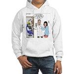 Dentist X-Ray Hooded Sweatshirt