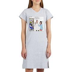 Dentist X-Ray Women's Nightshirt