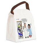 Dentist X-Ray Canvas Lunch Bag