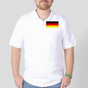 Flag Germany Golf Shirt