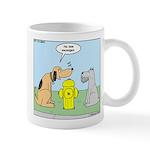 Dog Messaging Mug