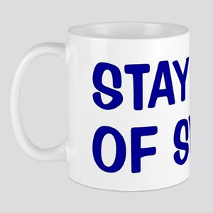 Stay out of syria Mug